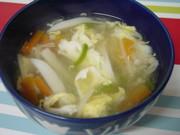 野菜とマロニーのトロトロコンソメスープ♪の写真