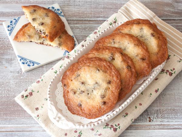 クリスピーチョコチップクッキー