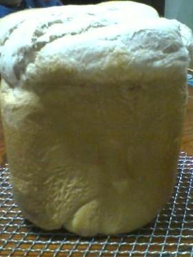 HBで葡萄ジュースパン