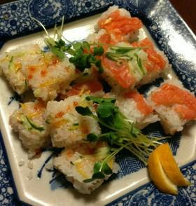 太鼓判の押し寿司