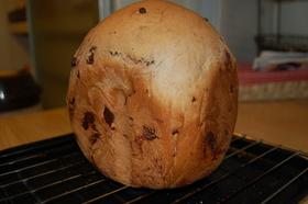 HB☆ダブルチョコ食パン