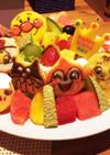 アンパンマンケーキ☆アイシングクッキー