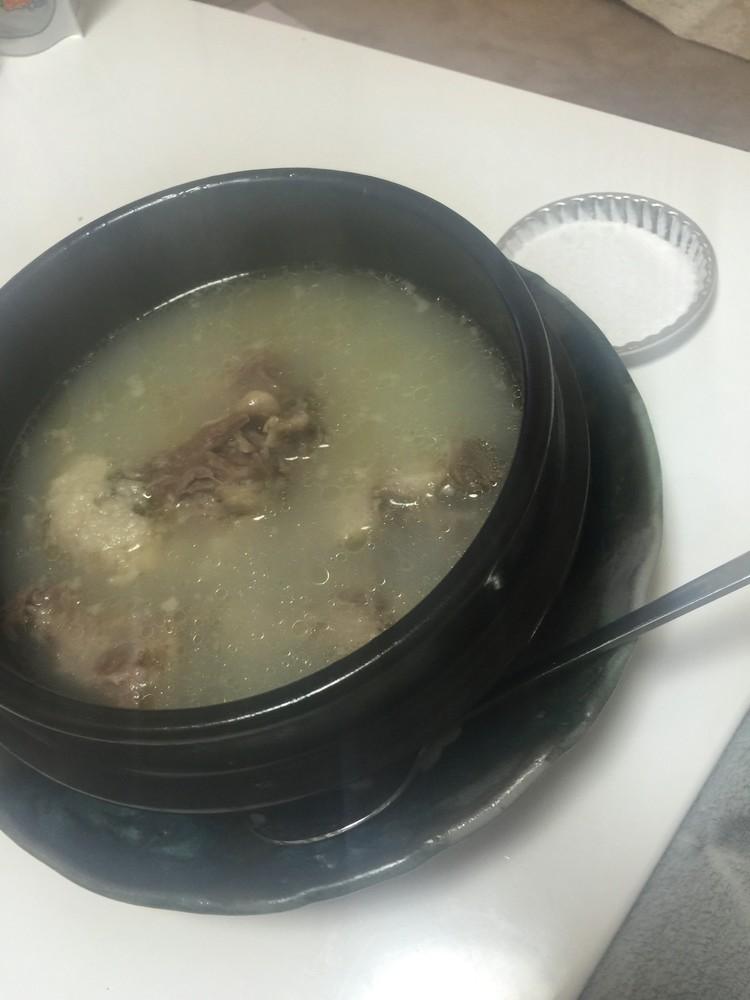 ★オモニン直伝!テールスープ★