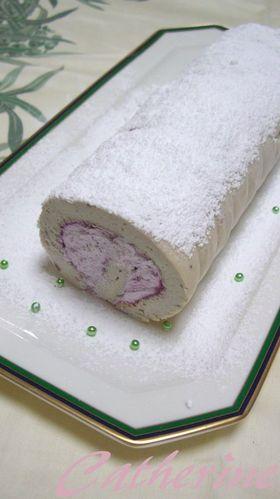 ☆ジャムのチーズロールケーキ☆