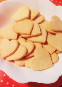 簡単!型抜き はちみつ クッキー!