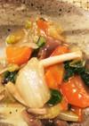 2歳の夕食☆白菜のトロトロ中華煮