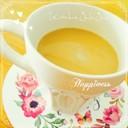 ほっこり♪ホワイトチョコ&ミルクコーヒー