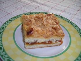 杏とアーモンドのケーキパン