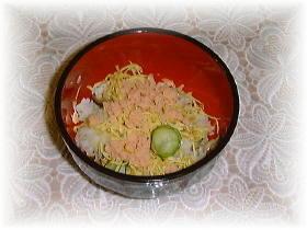 サケちらし寿司