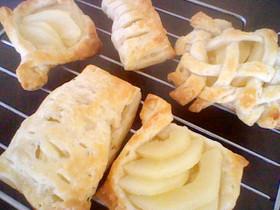 ココナッツオイルでパイ・バター不使用