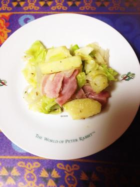 春野菜のチョー簡単炒め