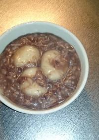 1月15日 小豆粥(中国 or 韓国風)