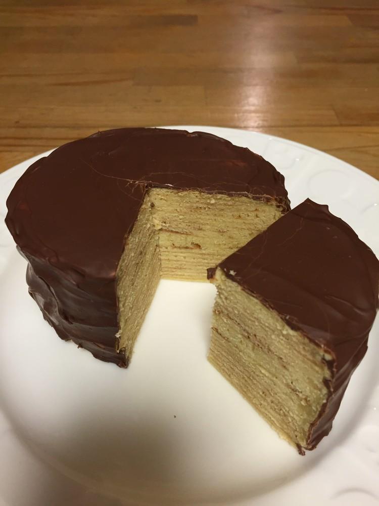 チョコレートバウムクーヘン