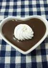 材料2つ、メッチャ簡単チョコムース