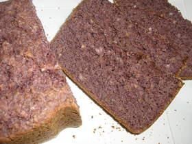 【ダイエット】紅いも入りパン