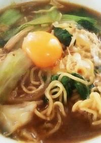 台湾ラーメン(袋麺)アレンジ♪