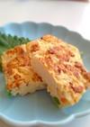 京都錦市場の味を白だしで★卵のふくさ焼き