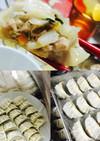 大量に作って冷凍保存!白菜派餃子120個