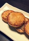長芋のバター醤油焼き♪