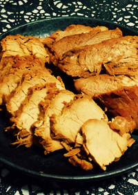 糖質制限◆圧力鍋で甘辛ホロホロ煮豚