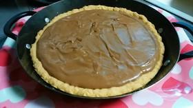 チョコレートクリームパイ・低糖質