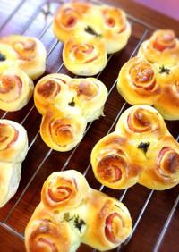 人気検索感謝♡惣菜パン【ハムチーズ】