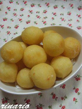 ✿お芋のチーズ包み揚げ✿