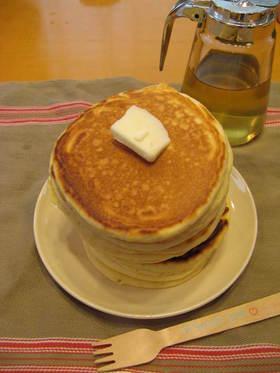 ☆我が家のホットケーキ☆