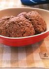 アーモンドバターで簡単ソフトクッキー