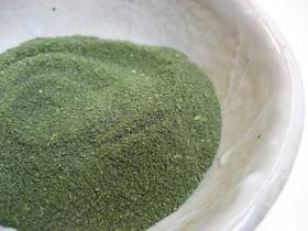☆粉末緑茶☆