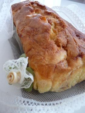 ♡林檎とカスタード♡パウンドケーキ