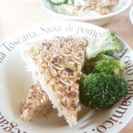 新定番★納豆卵ご飯をイメージしたおやき