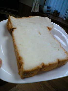 ちょっとリッチな風味のスイート食パン