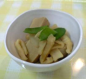 これだけ!?切干大根と高野豆腐の煮物♪