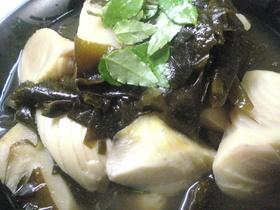 めんつゆで♪簡単おいしい若竹煮