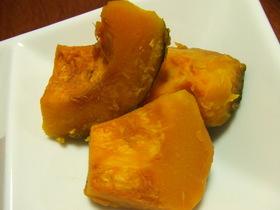 自然の甘さ勝負!ほっこり♡かぼちゃの煮物