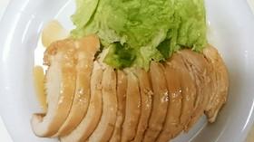 簡単やわらかい鶏胸肉チャーシュー♬常備菜
