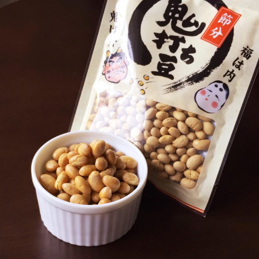 節分豆で*買うより安美味♡香ばし大豆水煮