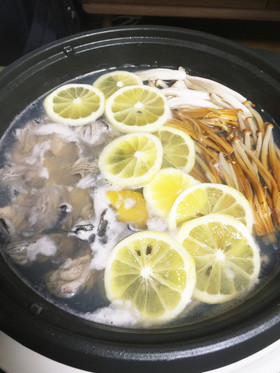 ワカコ酒SEASON2 レモン鍋