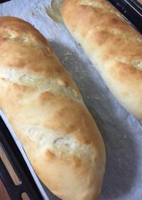 手ごね♪ずぼら主婦のフランスパン