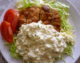 ★鶏モモ肉の南蛮酢★タルタルソース