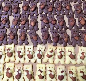 くまちゃんクッキー♪