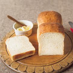 しっとりミニ食パン