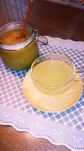 子供から大人までとっても飲みやすい生姜茶
