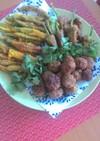 中東料理ファラフェル☆ひよこ豆のコロッケ