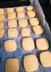 子供と作ろう!簡単きなこクッキー