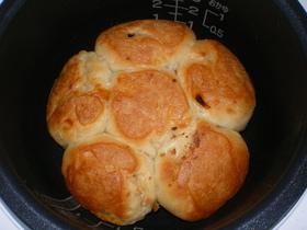 みかんとご飯のパン