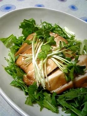 秘伝のタレde簡単☆鶏肉のオーブン焼き