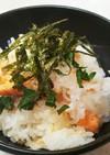 炊飯器×鮭で簡単×大人贅沢ご飯