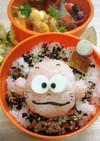 おそ松さん「チビ太」のキャラ弁